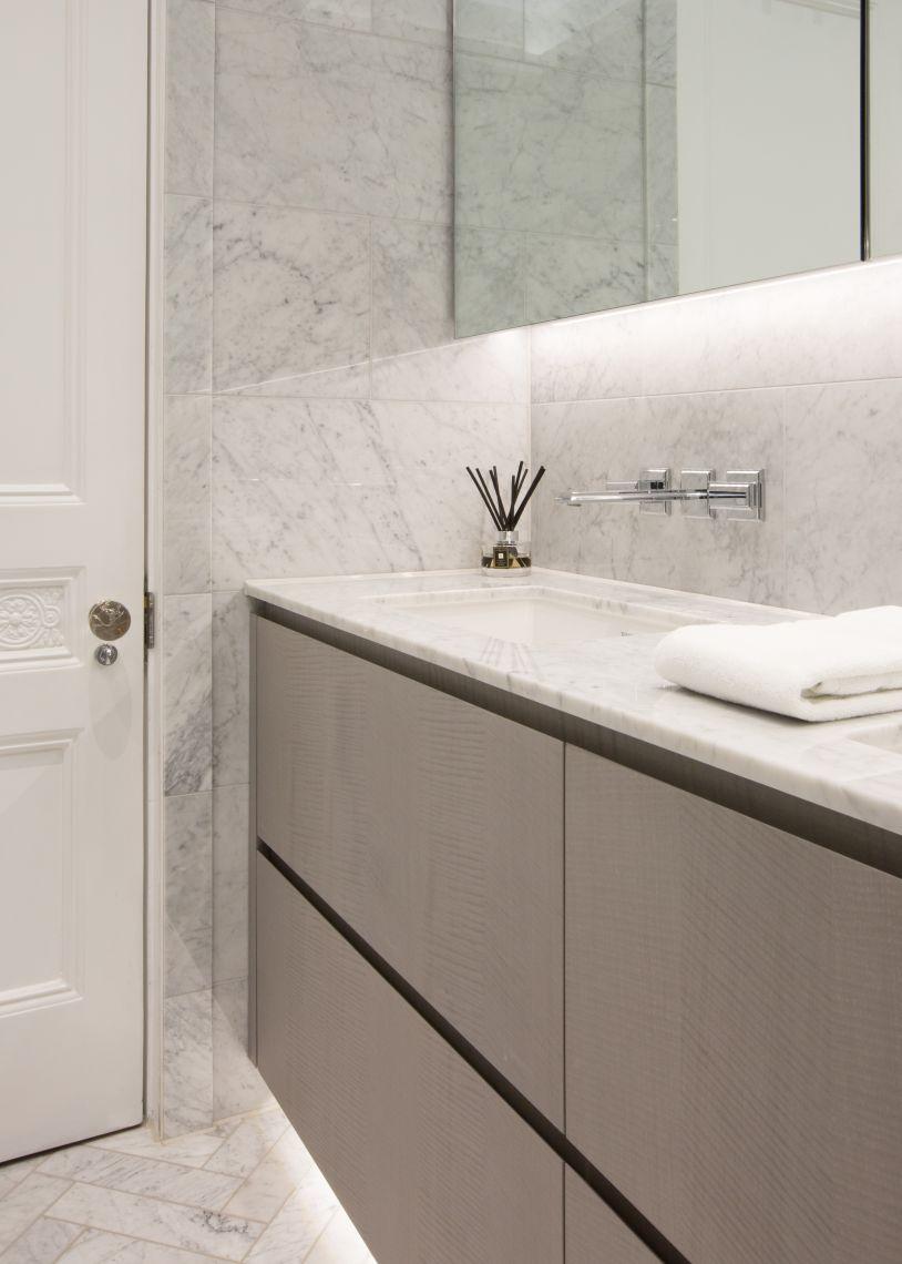 Bathroom Bespoke Joinery