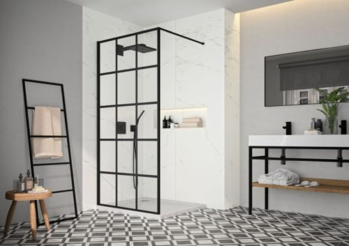 Critall Inspired Bathroom
