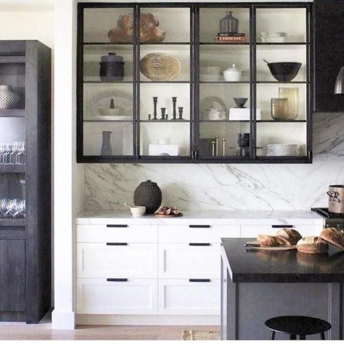 Critall Inspired Cupboards