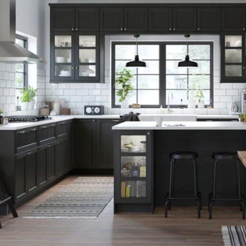 Critall Style Kitchen