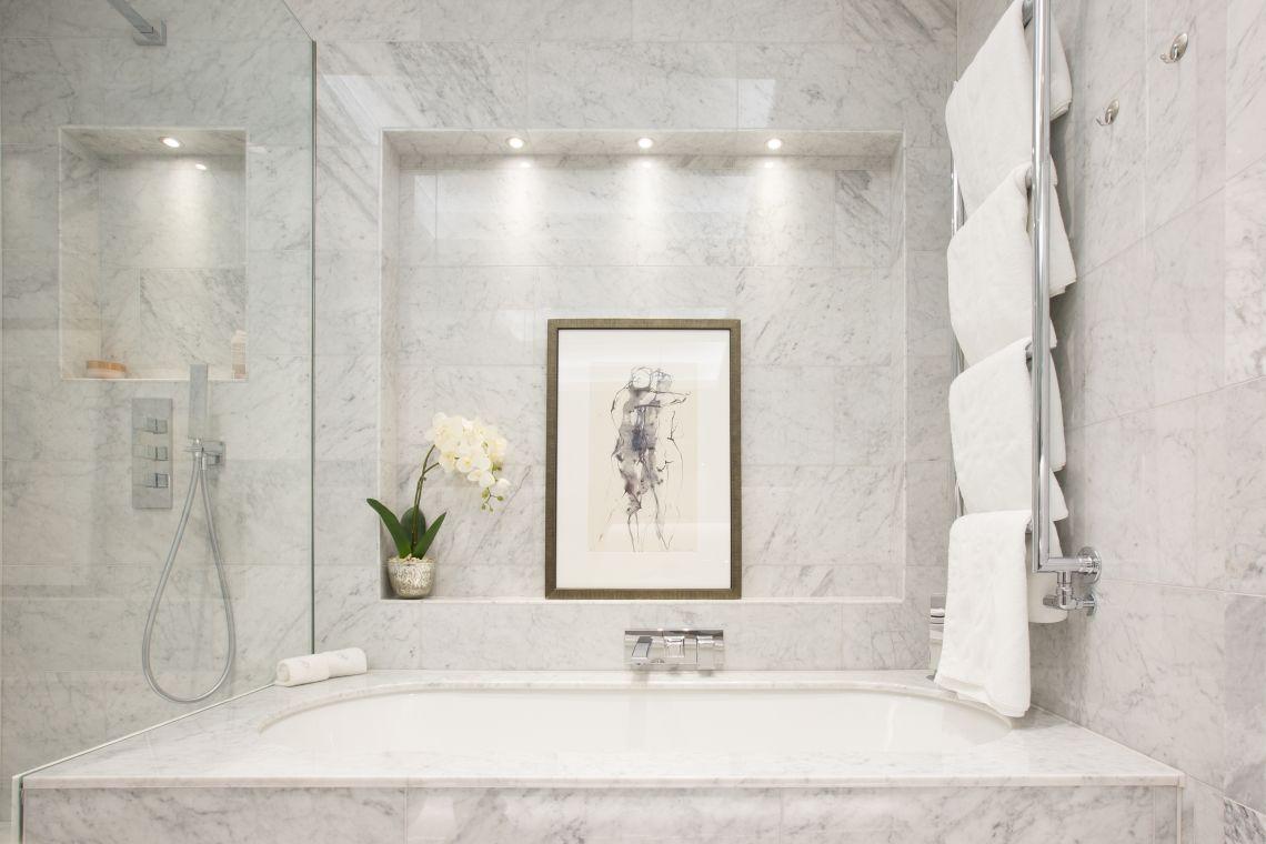 Grand Bathroom Design