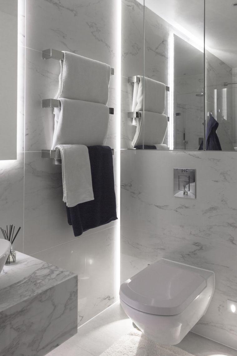Luxurious Bathroom Details