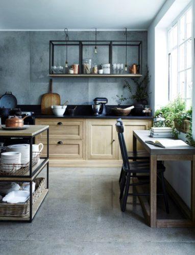 Critall Inspired Kitchen 2