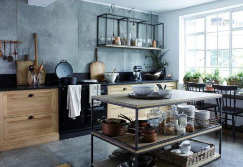 Critall Inspired Kitchen 3