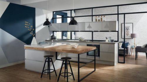 Crittall-Inspired Kitchen