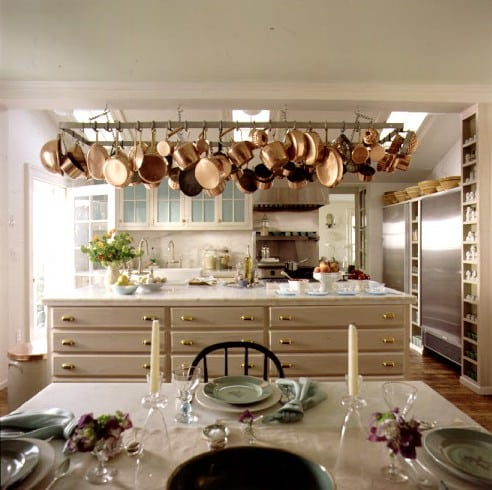 Copper is the new kitchen trend
