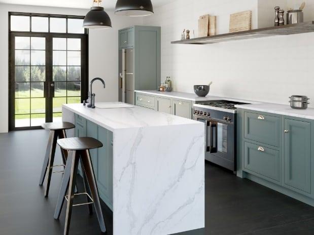 quart kitchen worktop